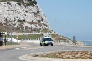 The Police in Gibraltar