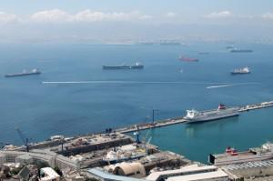 Ships from Gibraltar