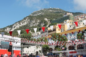 National Day in Gibraltar