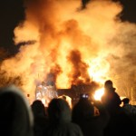Bonfire Night in Carlisle