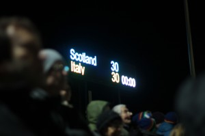 Rugby League: Scotland vs Italy