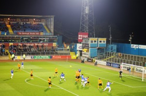 Football: Carlisle vs Wolverhampton