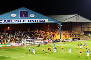 Football: Carlisle vs Wolverhampton