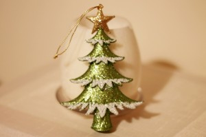 Sparkly Christmas Tree 2