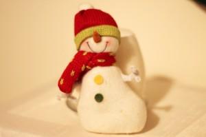 Stuffed Snowman 20