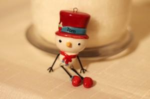Tom Snowman 18