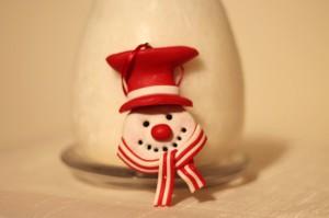 Snowman  Head 4