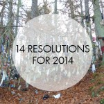 14 Resolutions for 2014