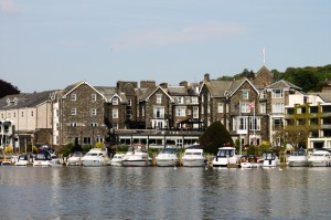 Hotels on Windermere