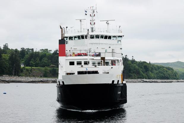 Mallaig to Armadale Ferry