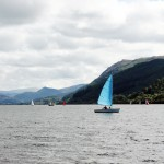 Bassenthwaite and Derwentwater