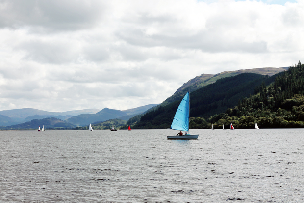 Bassenthwaite, The Lake District, Cumbria