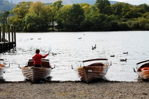 Derwentwater, Keswick, The Lake District, Cumbria