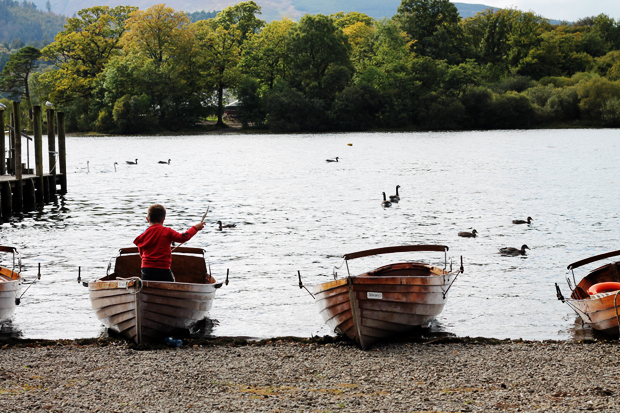 Derwentwater, Keswick, The Lake District, Cumbria