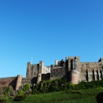 Bamburgh Castle and A Farne Island Boat Trip