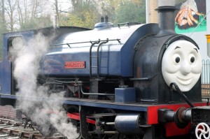 Thomas The Tank Steam Engine