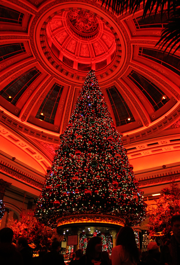 Christmas Tree, The Dome, Edinburgh