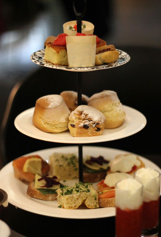 Afternoon Tea at G&V Royal Mile Hotel Edinburgh