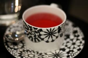 Fruit Tea, Afternoon Tea at G&V Royal Mile Hotel Edinburgh