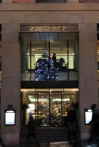 Afternoon Tea at G&V Royal Mile Hotel Edinburgh