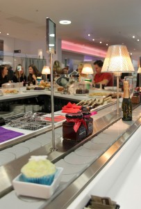 The Chocolate Lounge at Harvey Nichols, Edinburgh