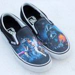 The Ultimate Geek Shoes: Star Wars Vans