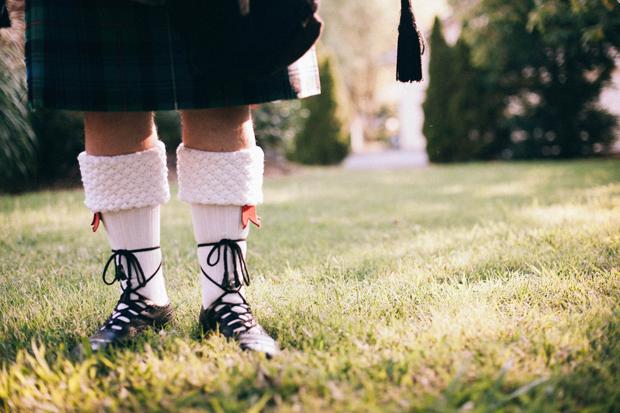 Burns Night Scottish Dress