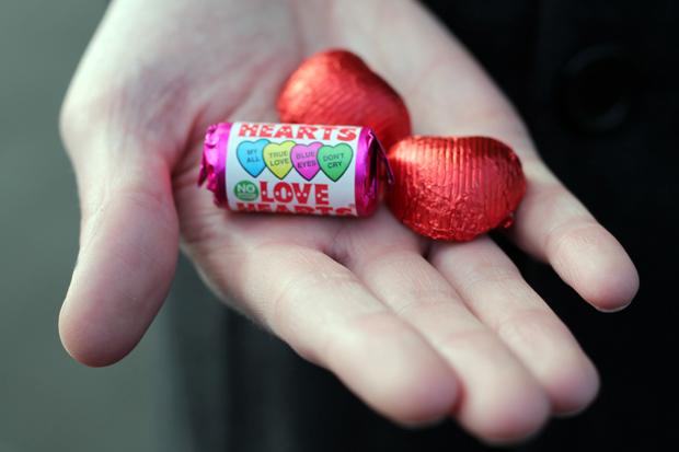 Valentines Sweets