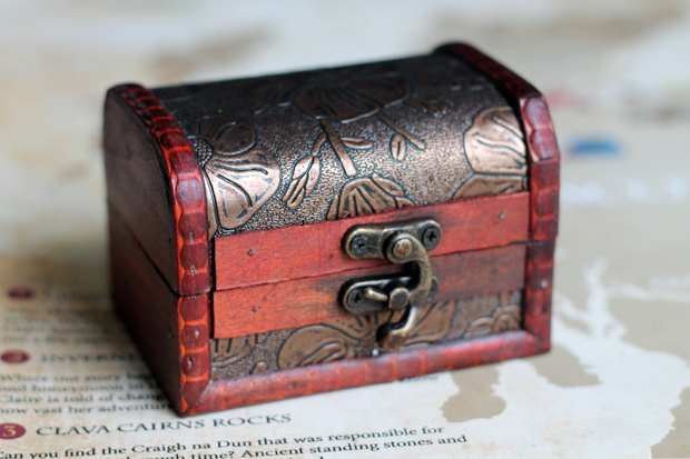Outlander Treasure Chest