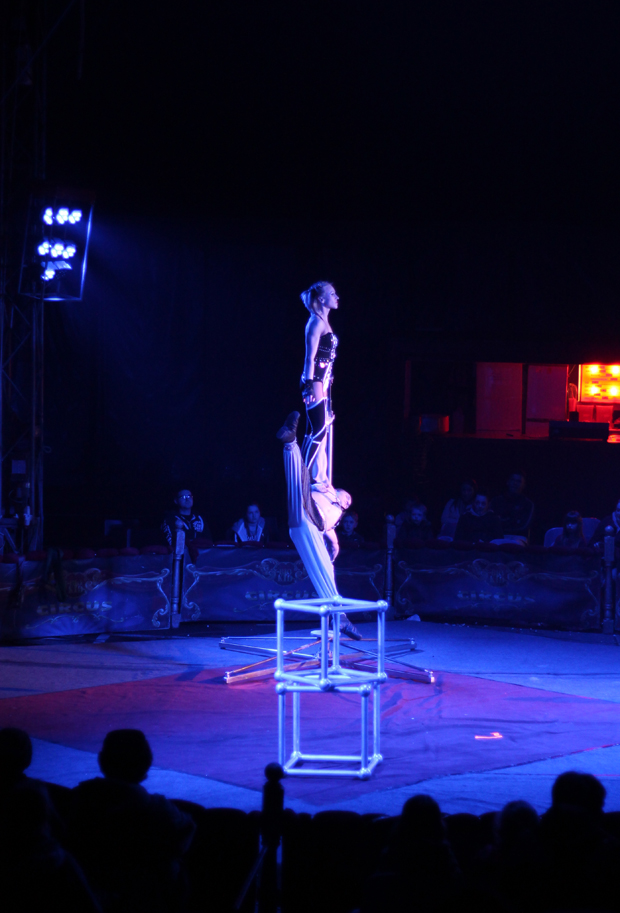 Duo Aspire Big Kid Circus