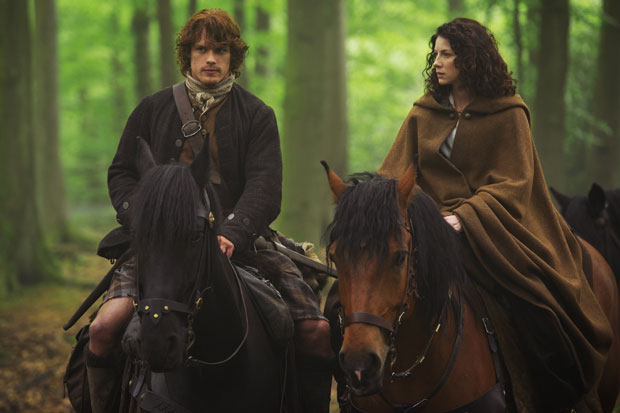 Outlander Amazon Prime Promo Image