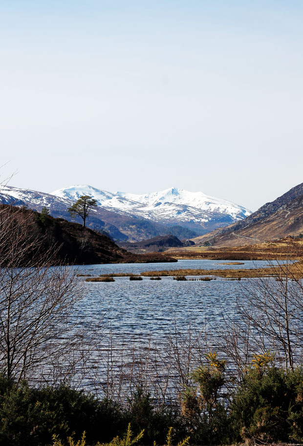 Glen Strathfarrar Loch