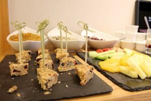 Snacks, Spa Area, Pool Area, North Lakes Hotel & Spa, Penrith