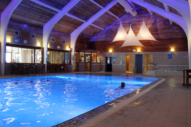Pool Area, North Lakes Hotel and Spa, Penrith