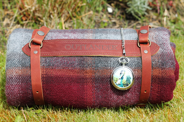 Outlander Picnic Blanket and Outlander Watch