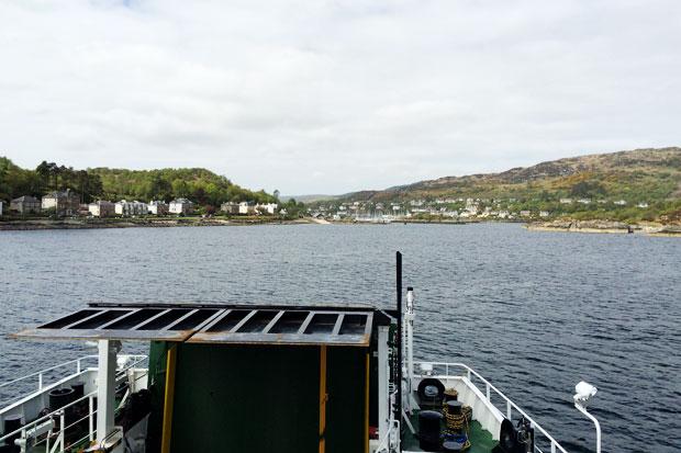 Ferry to Tarbert