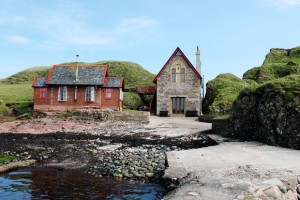 Boathouse, Southend, Mull of Kintyre