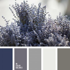 Lavender Colour Palette