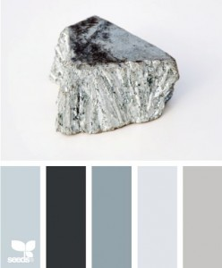 Mineral Colour Palette
