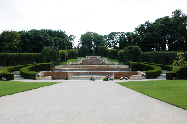 The Alnwick Garden Grand Cascade