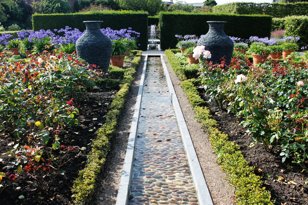 Ornamental Garden, The Alnwick Garden