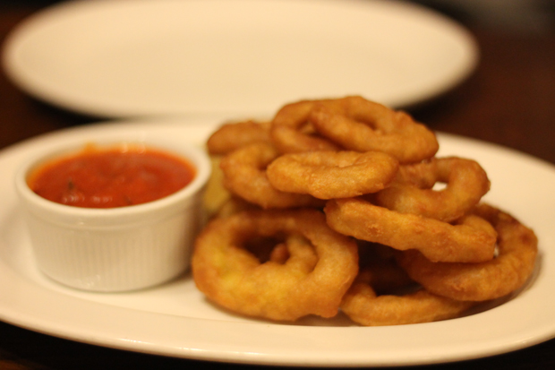 Calamari at The Skiff Inn, Gateshead