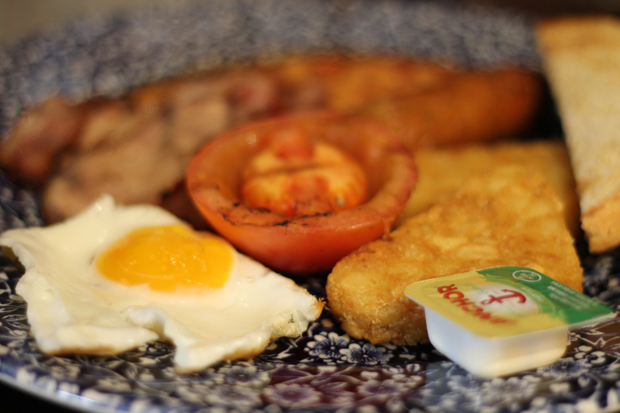 Full English Breakfast at Wetherspoons, Metrocentre