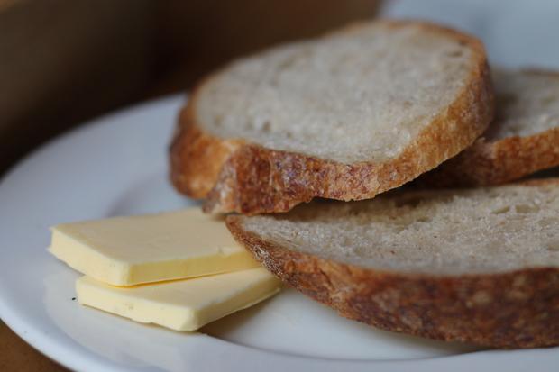 Sourdough Bread at dAt bAr, Market Street, Newcastle