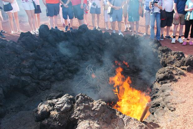 Geothermal Experiments, Timanfaya National Park