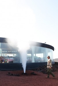Geothermal Experiments, Timanfaya National Park