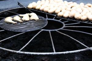Cooking on a Volcano, Timanfaya National Park