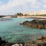 Snorkelling in Lanzarote with David Swimwear*