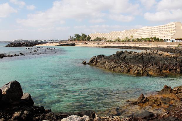 Snorkelling Cove, Lanzarote