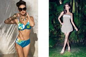 David Swimwear Bikini and Iconique Coverup